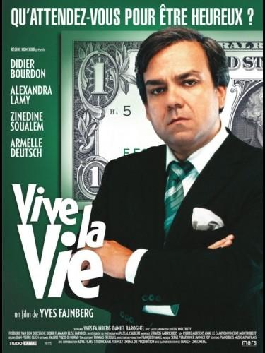Affiche du film VIVE LA VIE