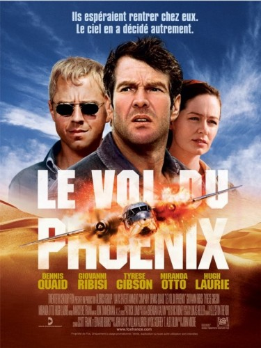 Affiche du film VOL DU PHOENIX (LE) - FLIGHT OF THE PHOENIX