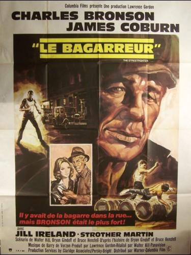 Affiche du film BAGARREUR (LE) - HARD TIMES