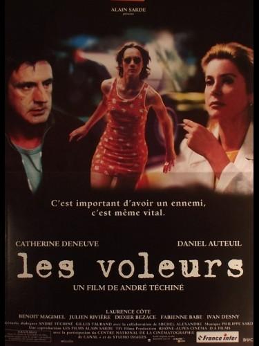 Affiche du film VOLEURS (LES)