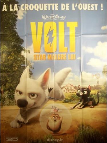 Affiche du film VOLT - BOLT