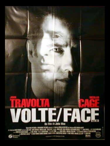 Affiche du film VOLTE FACE - FACE OFF