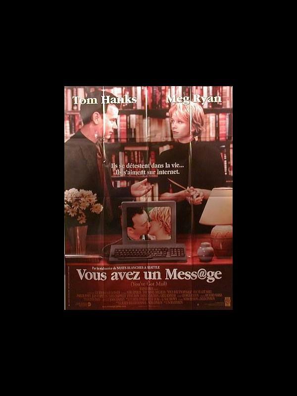 Affiche du film VOUS AVEZ UN MESSAGE - YOU'VE GOT MAIL