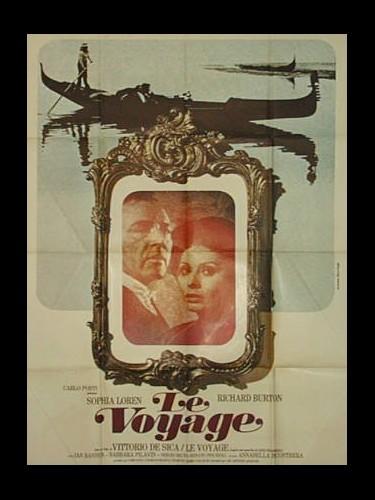 Affiche du film VOYAGE (LE) - IL VIAGGIO
