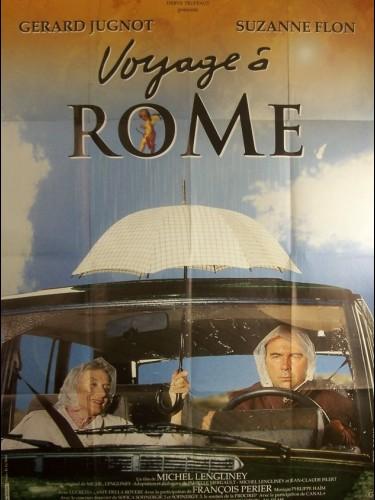 Affiche du film VOYAGE A ROME