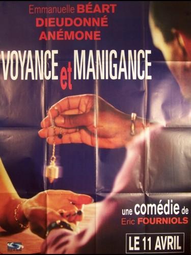 Affiche du film VOYANCE ET MANIGANCE