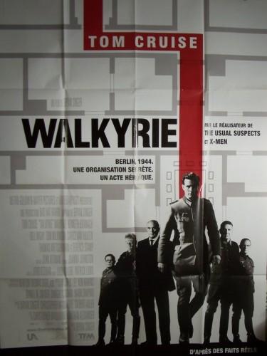 Affiche du film WALKYRIE - VALKYRIE