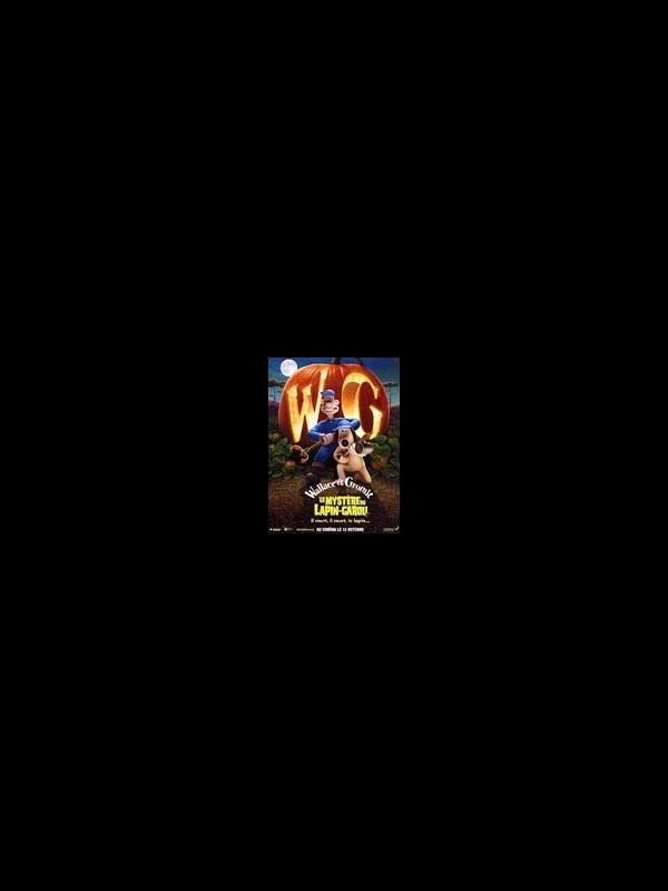 Affiche du film WALLACE ET GROMIT LE MYSTÈRE DU LAPIN-GAROU - WALLACE & GROMIT : THE CURSE OF THE WERE-RABBIT