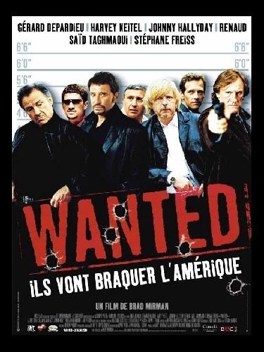 Affiche du film WANTED