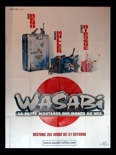 Affiche du film WASABI (SPECIALE)