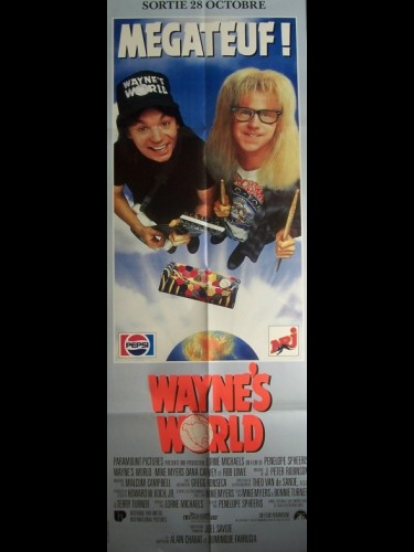 Affiche du film WAYNE'S WORLD 2