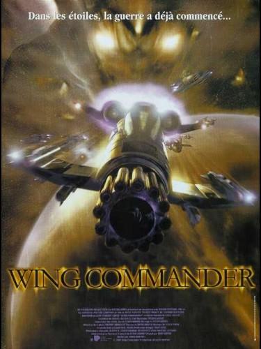 Affiche du film WING COMMANDER - WING COMMANDER
