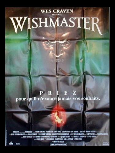 Affiche du film WISHMASTER
