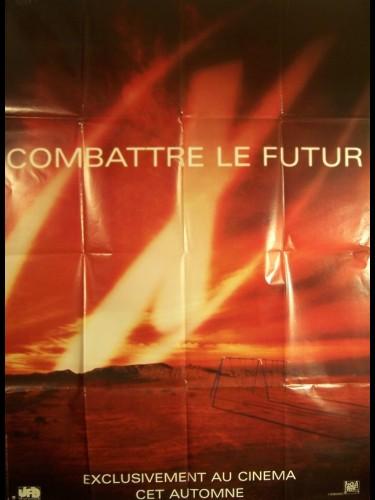 Affiche du film X FILES -COMBATTRE LE FUTUR-