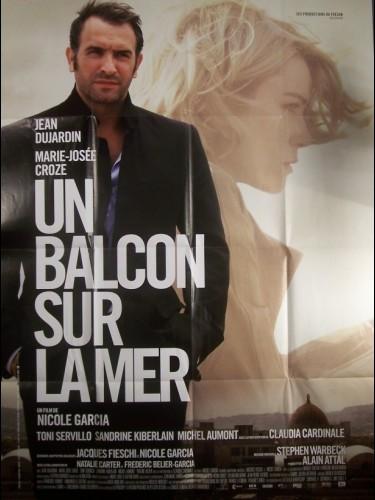 Affiche du film BALCON SUR LA MER (UN)