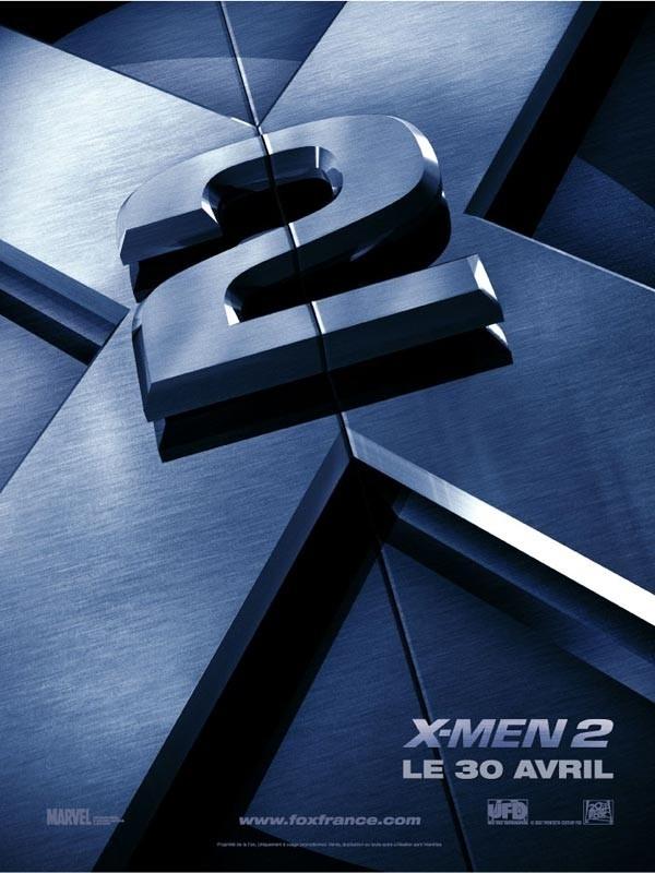 Affiche du film X-MEN 2 - X-MEN 2