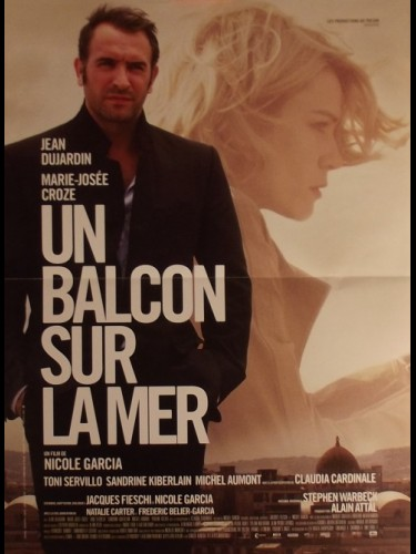 Affiche du film BALCON SUR LA MER (UN) - A VIEW OF LOVE