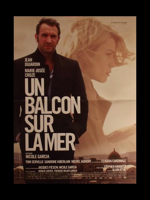 Affiche du film BALCON SUR LA MER (UN) - A VIEW OF LOVE