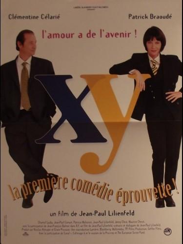 Affiche du film XY-DRÔLE DE CONCEPTION-