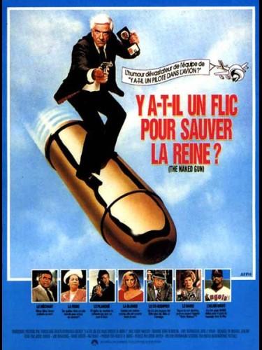 Affiche du film Y A-T-IL UN FLIC POUR SAUVER LA REINE - NEXT GUN (THE)