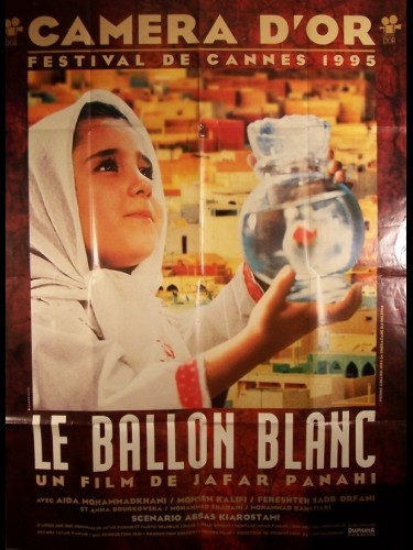 Affiche du film BALLON BLANC (LE) - BADKONAKE SEFID