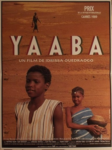 Affiche du film YAABA