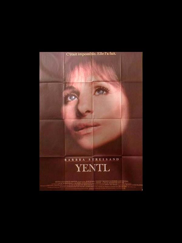 Affiche du film YENTL