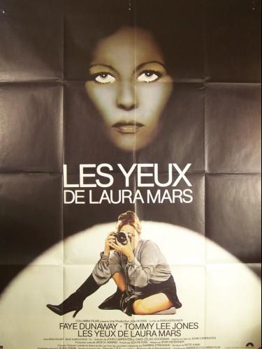 Affiche du film YEUX DE LAURA MARS (LES) - EYES OF LAURA MARS