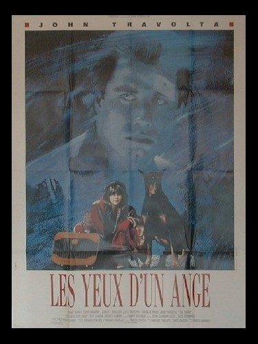 Affiche du film YEUX D'UN ANGE (LES) - YES OF AN ANGEL