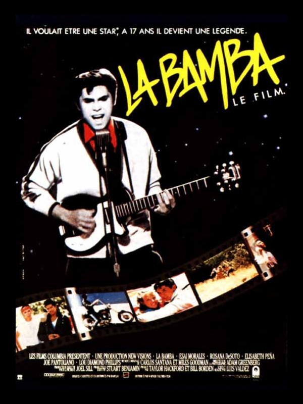 Affiche du film BAMBA (LA)