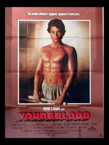 Affiche du film YOUNGBLOOD - YOUNGBLOOD