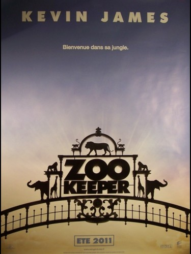 Affiche du film ZOO KEEPER-A