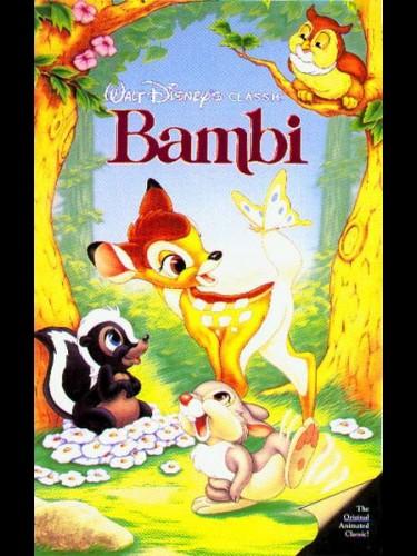 Affiche du film BAMBI
