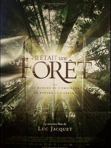 Affiche du film IL ETAIT UNE FORET