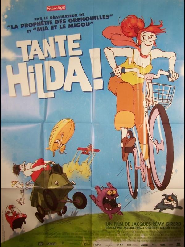 Affiche du film TANTE HILDA