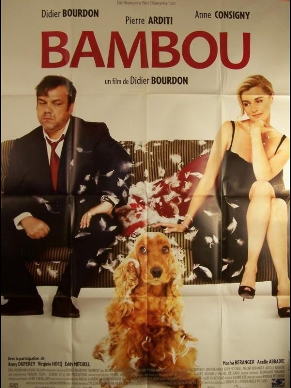 Affiche du film BAMBOU