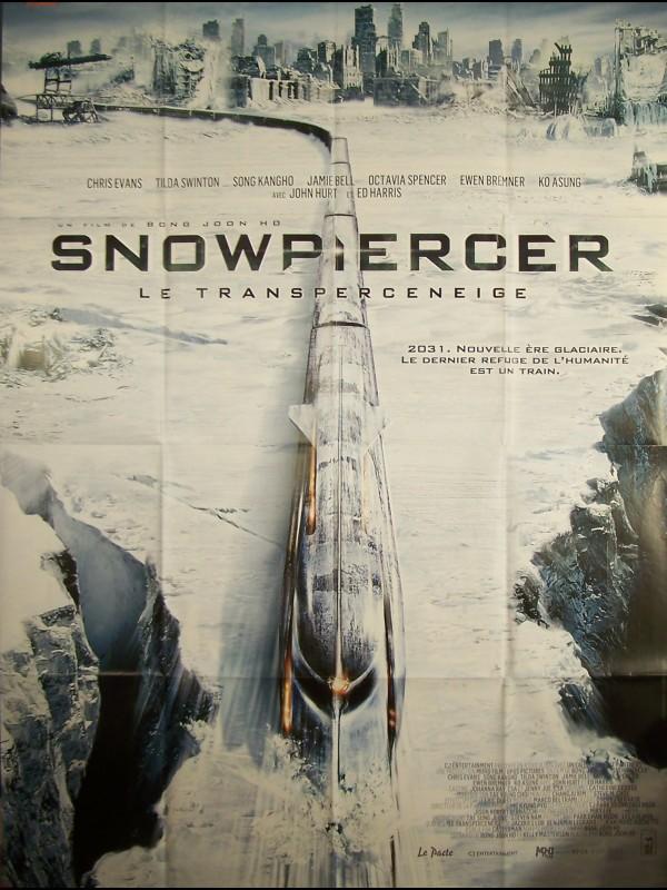 Affiche du film SNOWPIERCER