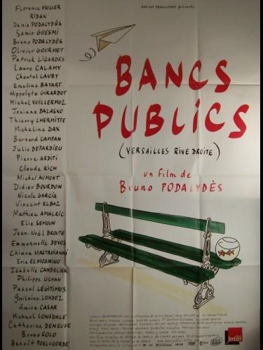 Affiche du film BANCS PUBLICS