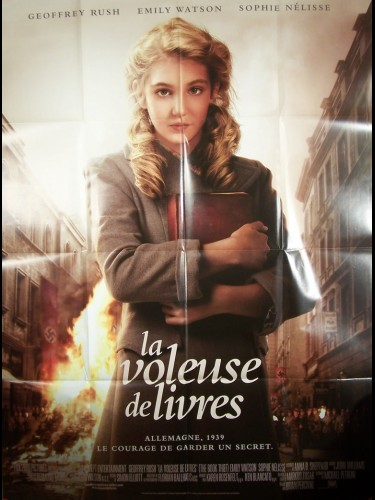 Affiche du film LA VOLEUSE DE LIVRES - THE BOOK THIEF