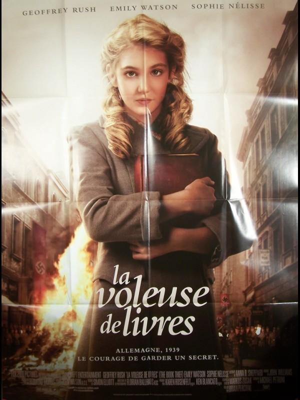 Affiche du film VOLEUSE DE LIVRES (LA) - THE BOOK THIEF