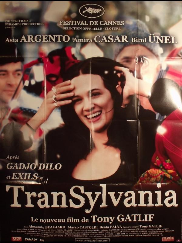 Affiche du film TRANSYLVANIA
