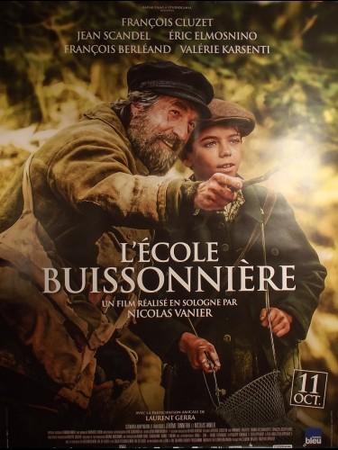 Affiche du film L'ECOLE BUISSONNIERE