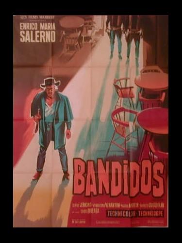 Affiche du film BANDIDOS