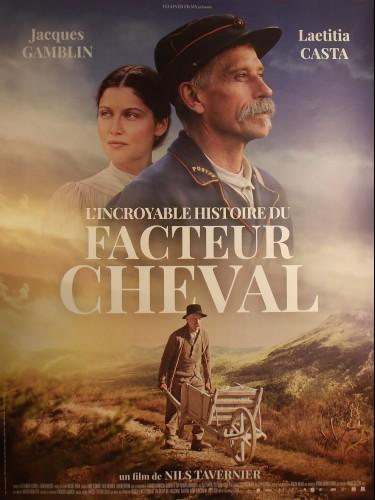 Affiche du film INCROYABLE HISTOIRE DU FACTEUR CHEVAL (L')