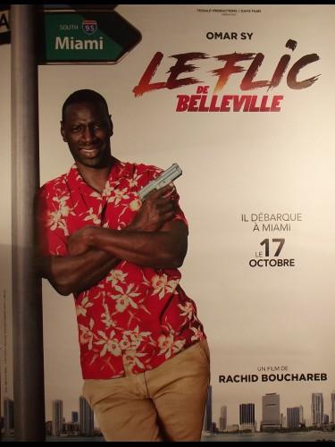 Affiche du film FLIC DE BELLEVILLE (LE)