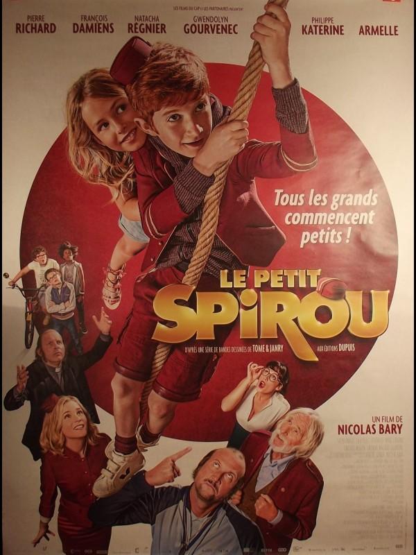Affiche du film PETIT SPIROU (LE)