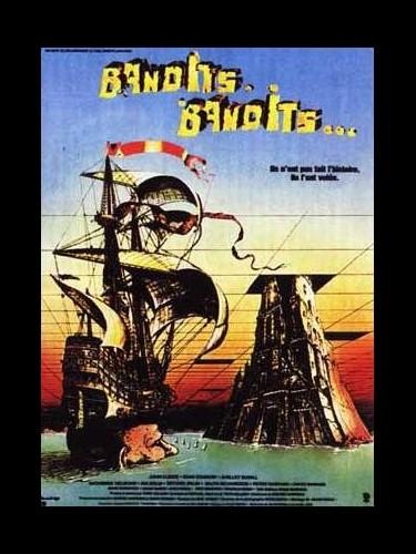 Affiche du film BANDITS BANDITS - TIME BANDITS