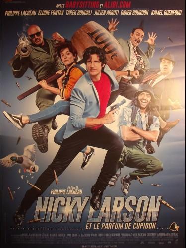 Affiche du film NICKY LARSON