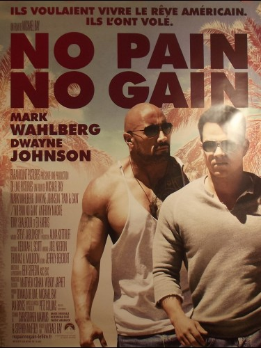 NO PAIN NO GAIN - PAIN AND GAIN