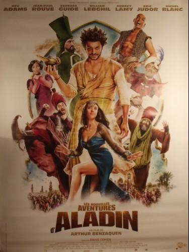 Affiche du film NOUVELLES AVENTURES D'ALADIN (LES)